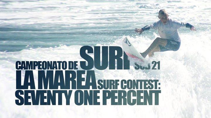 Campeonato Surf La Marea 2013