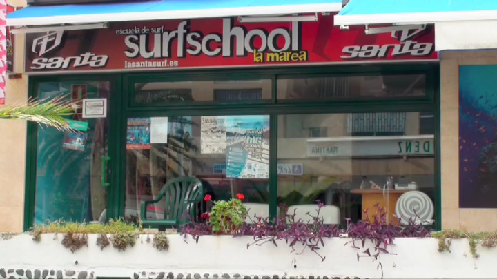 La Marea Surfschool 2009