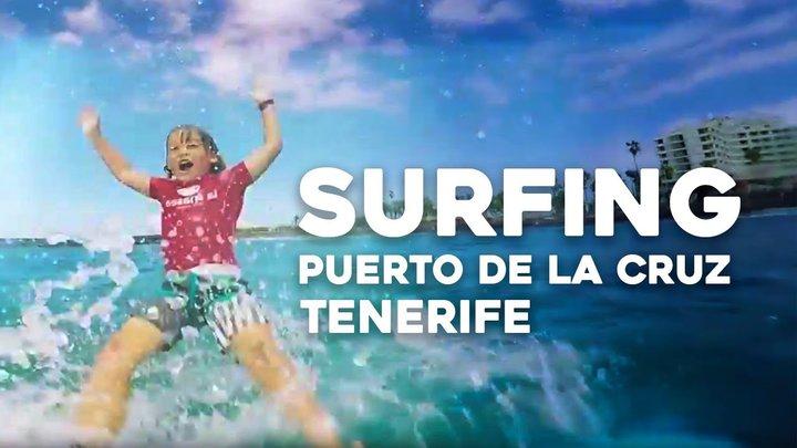 Moving the Planet - Aprendiendo a surfear con La Marea Surf School