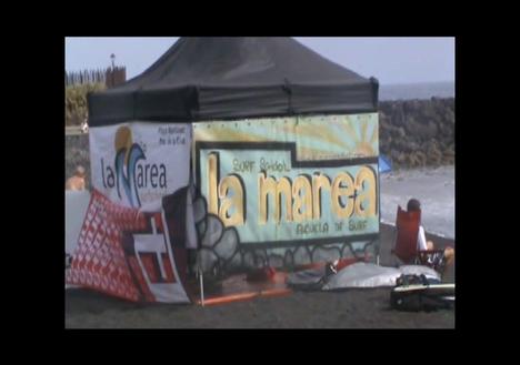 La Santa Surf Junior Cup 2010